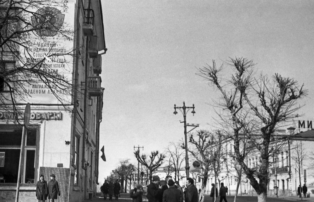 Саранск исторический  15 nbsp фотографий   до nbsp и nbsp после    30