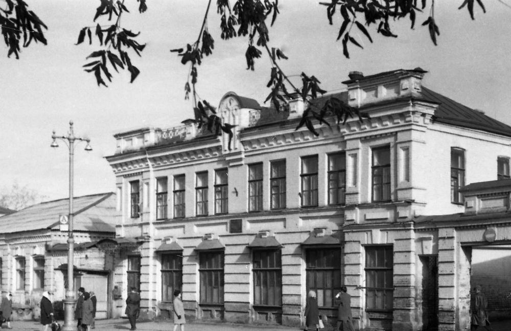 Саранск исторический  15 nbsp фотографий   до nbsp и nbsp после    3