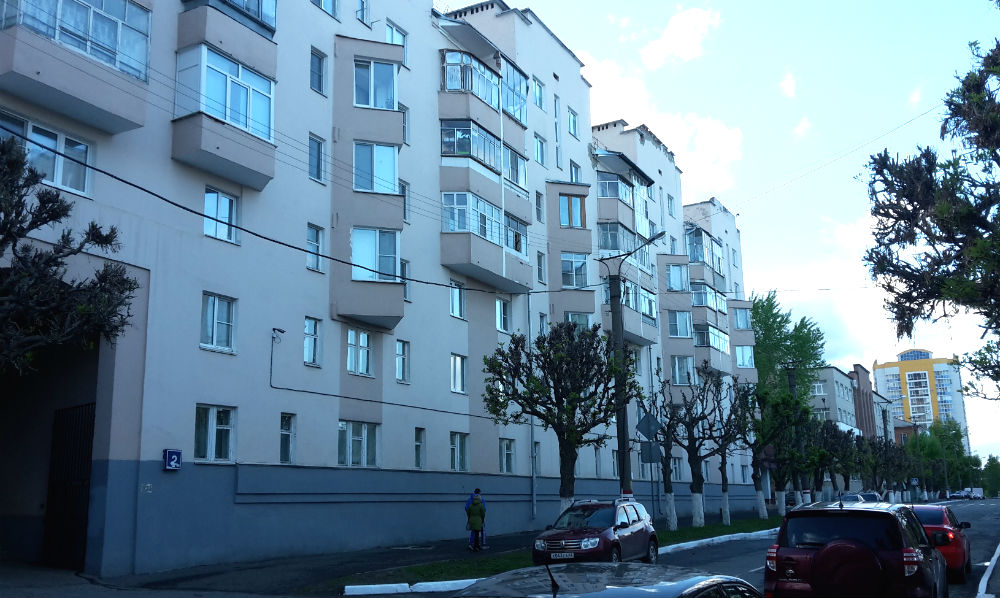 Саранск исторический  15 nbsp фотографий   до nbsp и nbsp после    7