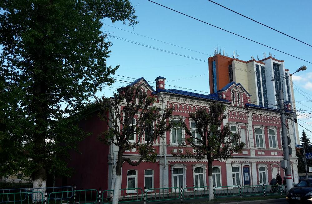 Саранск исторический  15 nbsp фотографий   до nbsp и nbsp после    25