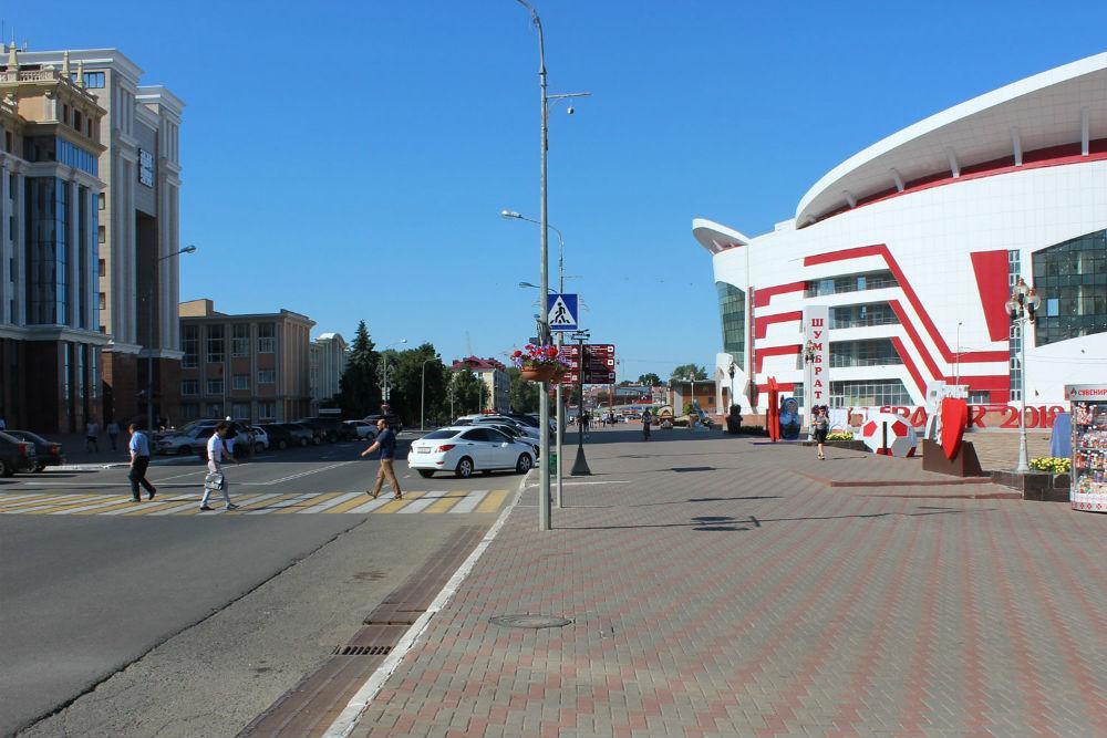 b Город  не болей   2   b  как озеленить   центр Саранска    8