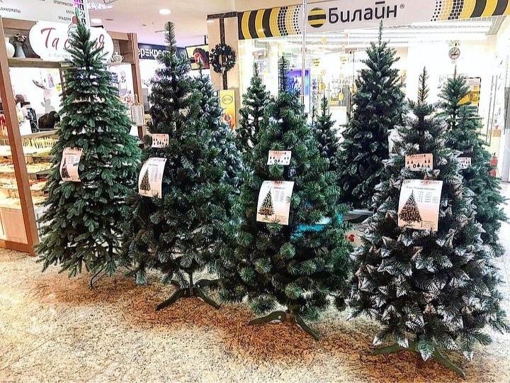 Купить искусственную елку  8 мест в Саранске  для такого дела elki-ot-belki