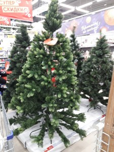 Купить искусственную елку  8 мест в Саранске  для такого дела lenta