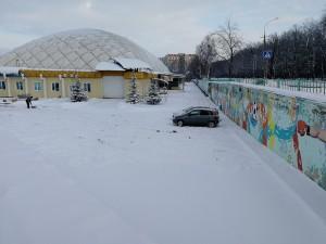 Куда с мячом зимой  top 7 площадок в городе  где можно поиграть в футбол maskaeva5