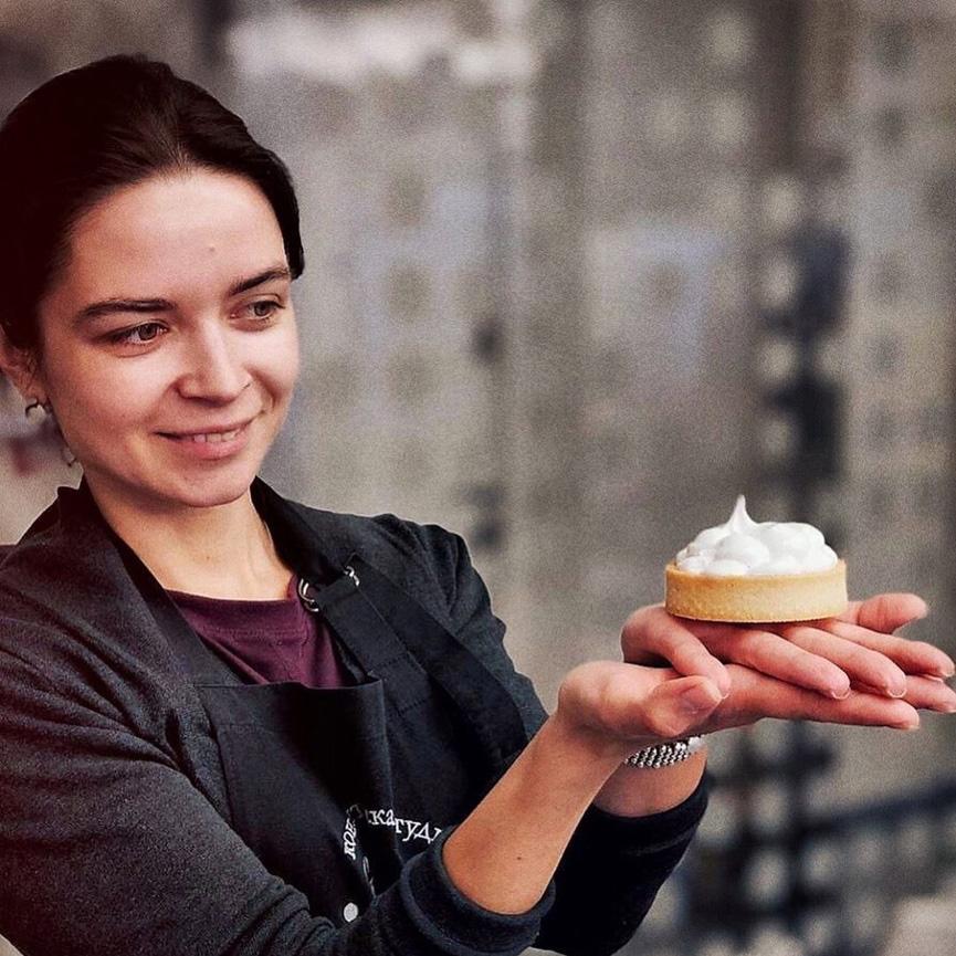 История одного десерта  top 6 мест  где в Саранске можно попробовать пирожное  Картошка  Ульяна