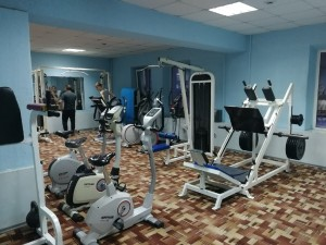 b Top 15 тренажёрных залов Саранска  b  или операция  Привести тело в порядок до лета  дворец спорта 2