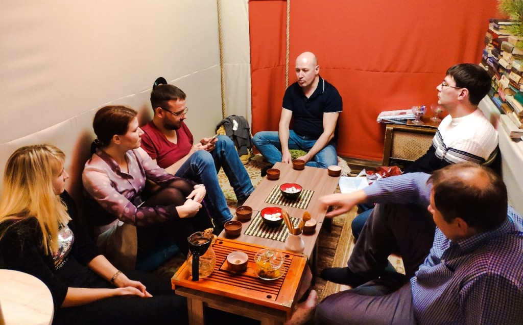 b Афиша  b   Саранск    Городские рейтинги    чайный клуб мао 30 янв