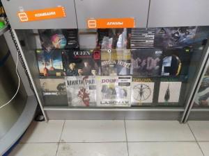 Ретроэстетика  где в Саранске купить   проигрыватель и виниловые пластинки    №4-6
