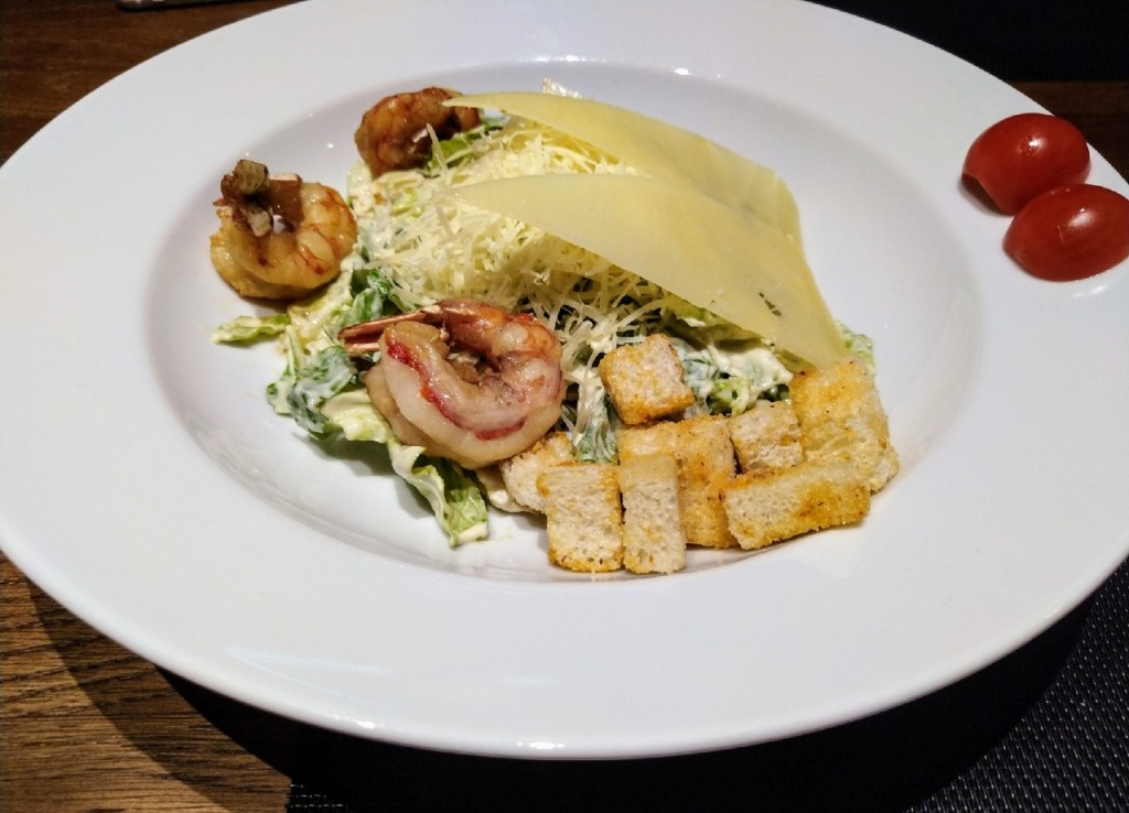 Ave  Caesar  top 8 мест  где в Саранске можно попробовать салат  Цезарь  с креветками hinkalnaya