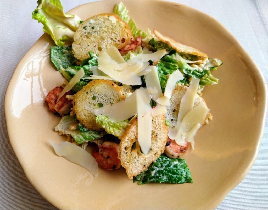 Ave  Caesar  top 8 мест  где в Саранске можно попробовать салат  Цезарь  с креветками panorama