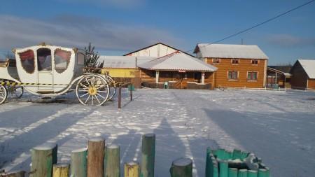 конно-каретный двор