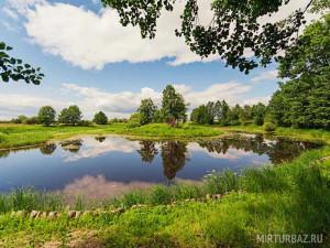 Не курорт  но тоже ничего  где в Мордовии можно отдохнуть вдали от Саранска эко поместье озёра