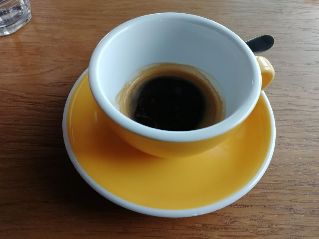То  что пьют в спешке  топ 8 мест  где можно попробовать эспрессо kofeinik