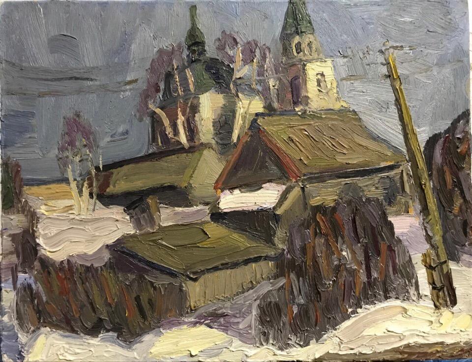 Художник Сергей Суворов   Меня не сильно интересуют современные художники  я больше хочу общаться с мертвыми  13