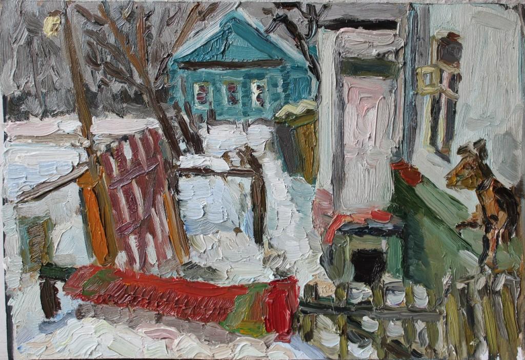 Художник Сергей Суворов   Меня не сильно интересуют современные художники  я больше хочу общаться с мертвыми  2