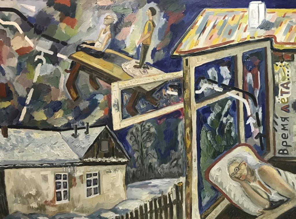 Художник Сергей Суворов   Меня не сильно интересуют современные художники  я больше хочу общаться с мертвыми  21