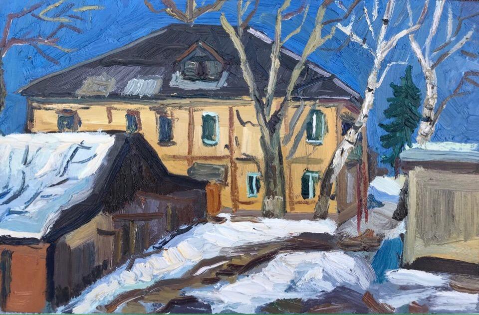 Художник Сергей Суворов   Меня не сильно интересуют современные художники  я больше хочу общаться с мертвыми  8