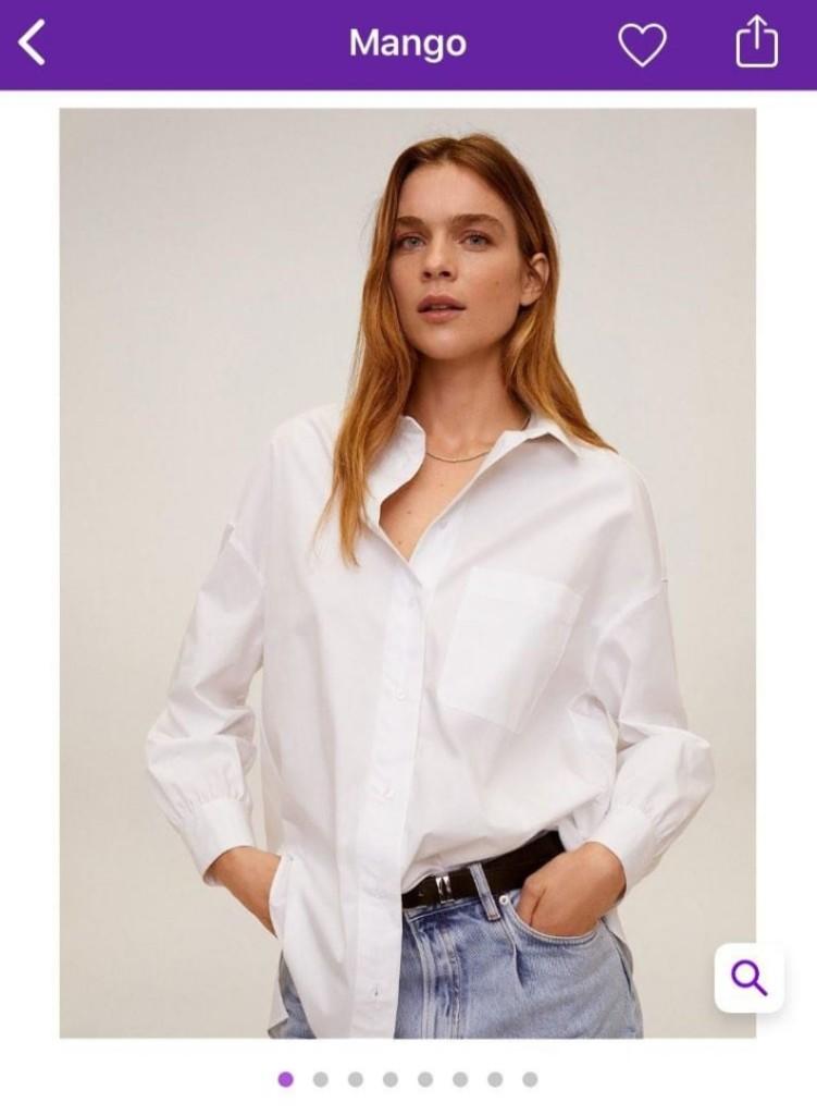 Что покупать в Интернете  30  вещей актуального гардероба вайлдбериз белая рубашка