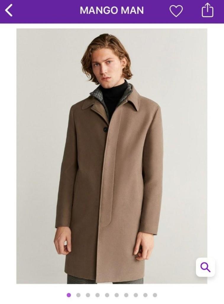 Что покупать в Интернете  30  вещей актуального гардероба вайлдбериз пальто2