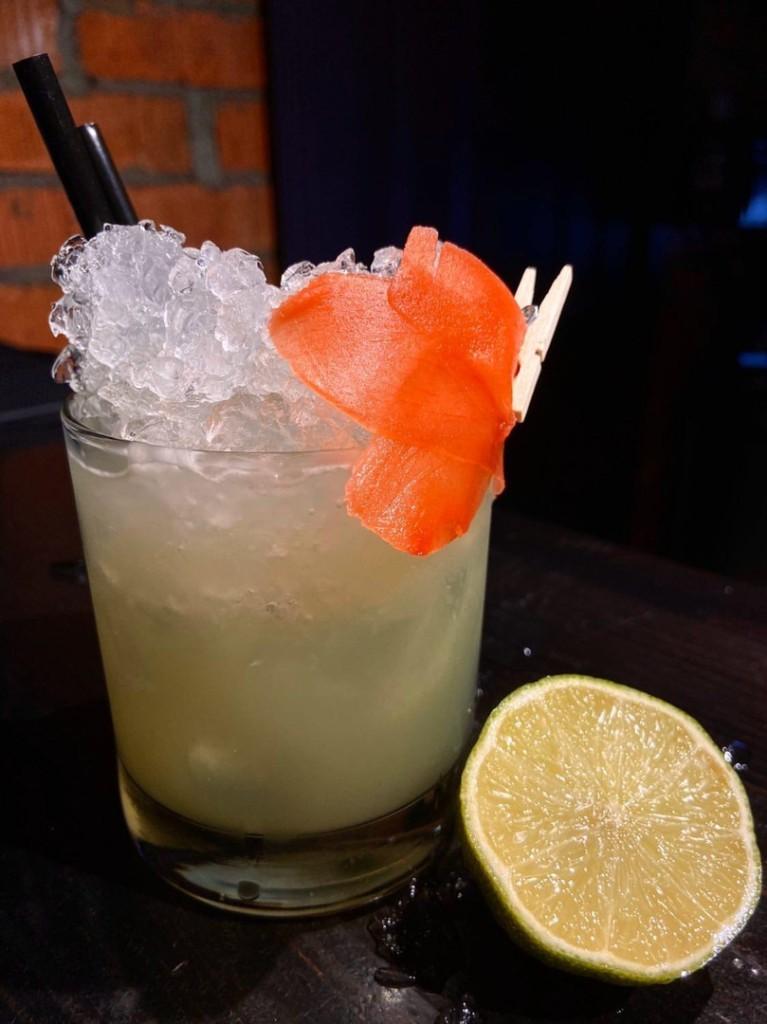 Имбирно лимонная мечта  12 рецептов алкогольных коктейлей гв