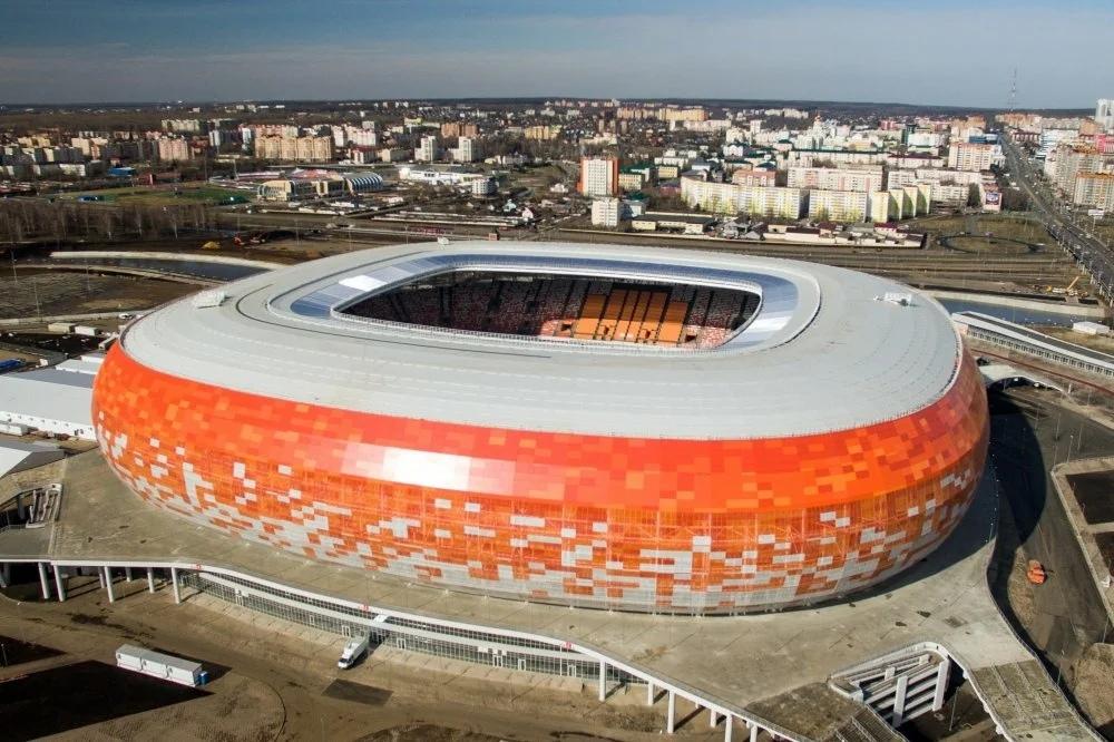 Экономический гид  сколько стоит Советская площадь мордовия-арена