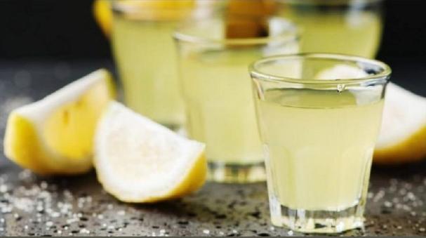Имбирно лимонная мечта  12 рецептов алкогольных коктейлей настойка