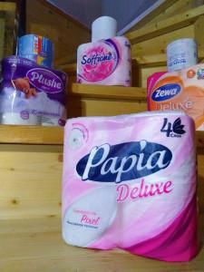 b Бумажка  сэр   b  Топ 7 рулонов туалетной бумаги общее