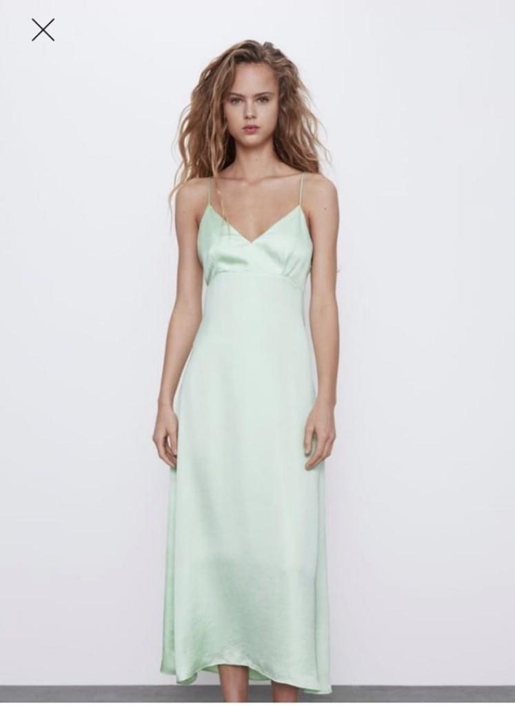 Что покупать в Интернете  30  вещей актуального гардероба платье зара