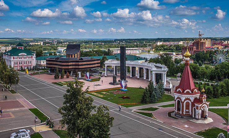 Экономический гид  сколько стоит Советская площадь площадь-победы