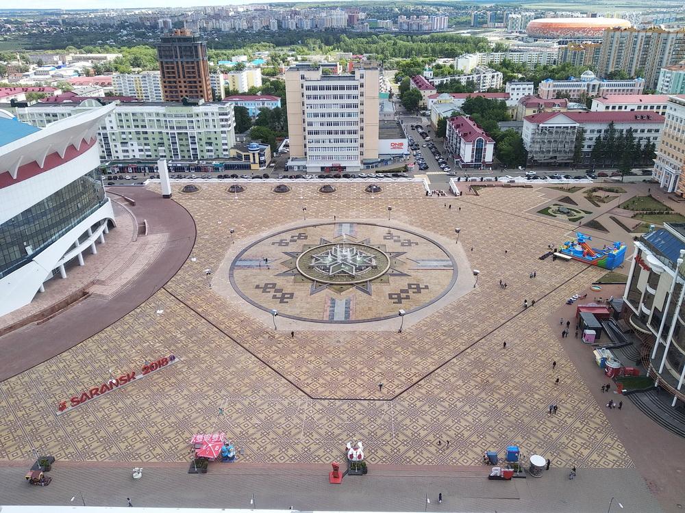 Экономический гид  сколько стоит Советская площадь площадь-тысячелетия