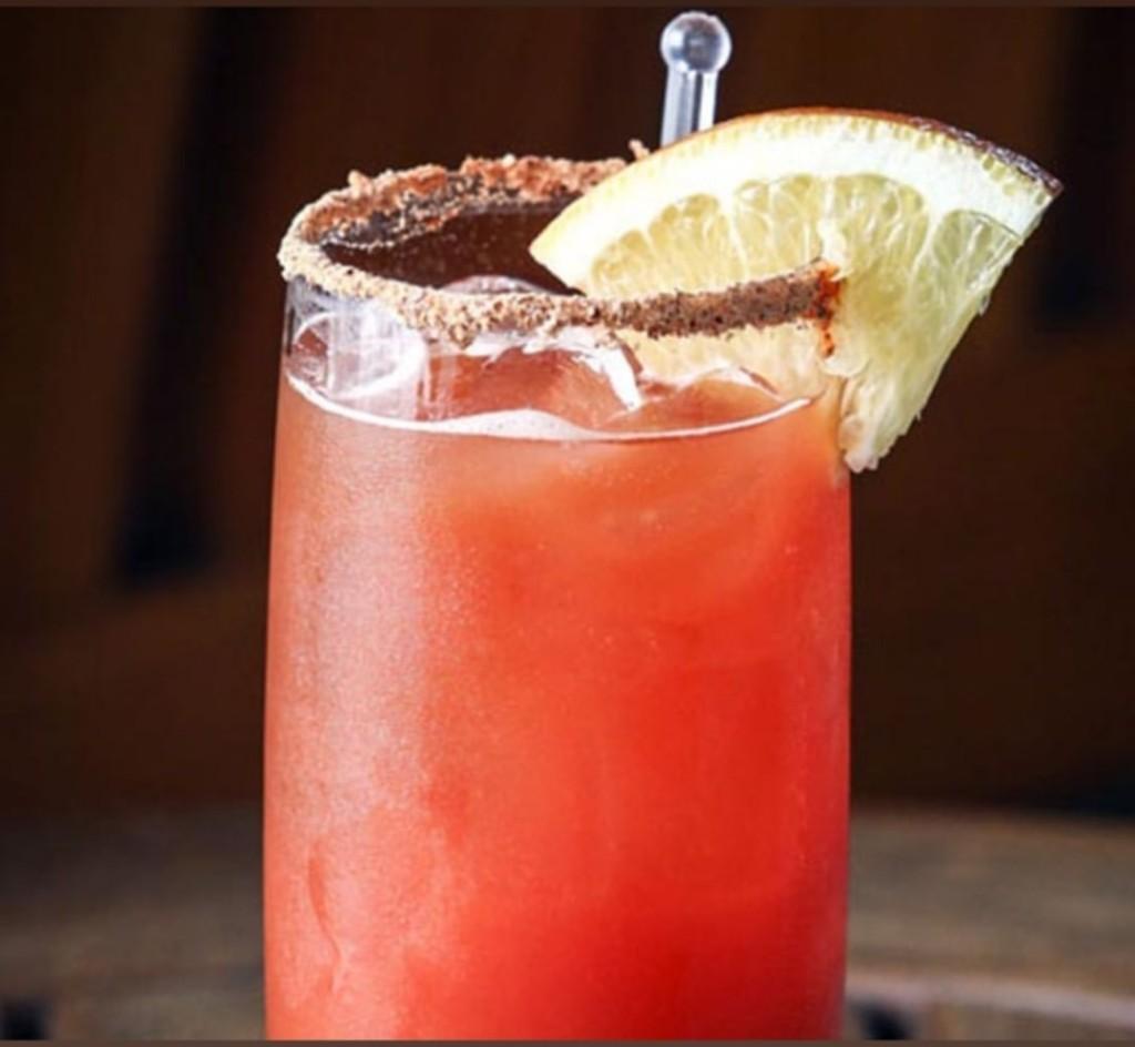 Имбирно лимонная мечта  12 рецептов алкогольных коктейлей сангрита