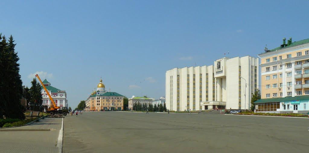 Экономический гид  сколько стоит Советская площадь советская-площадь