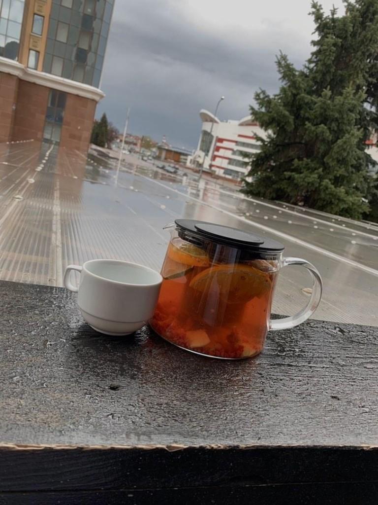 Имбирно лимонная мечта  12 рецептов алкогольных коктейлей чай