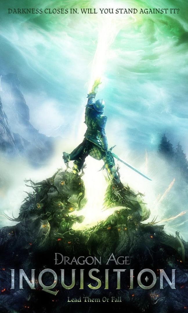 Сыграем  Компьютерные игры для майской изоляции драгон-эйдж