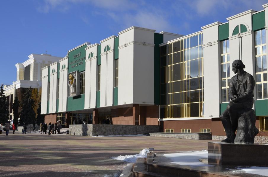 Что ждать после карантина  5 событий в Саранске  которые нельзя пропустить музей-эрьзи