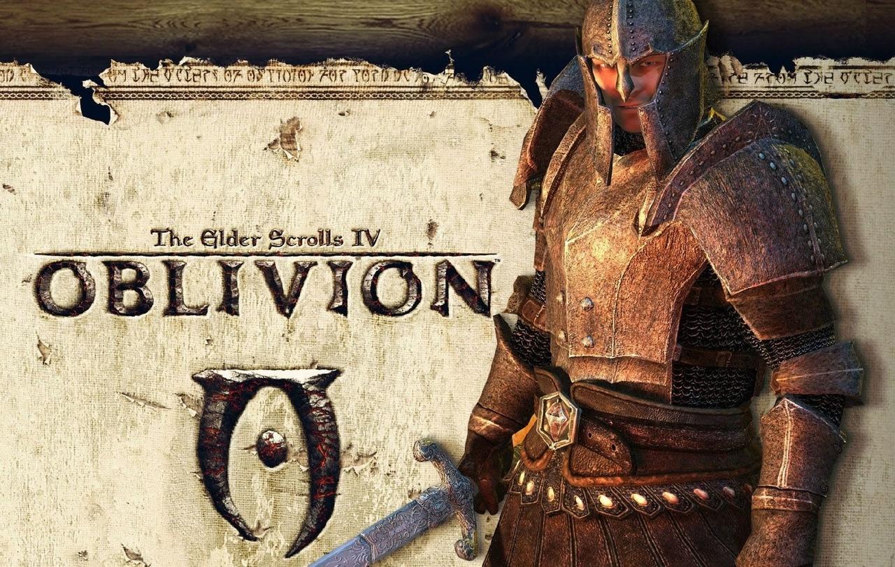 Сыграем  Компьютерные игры для майской изоляции обливион