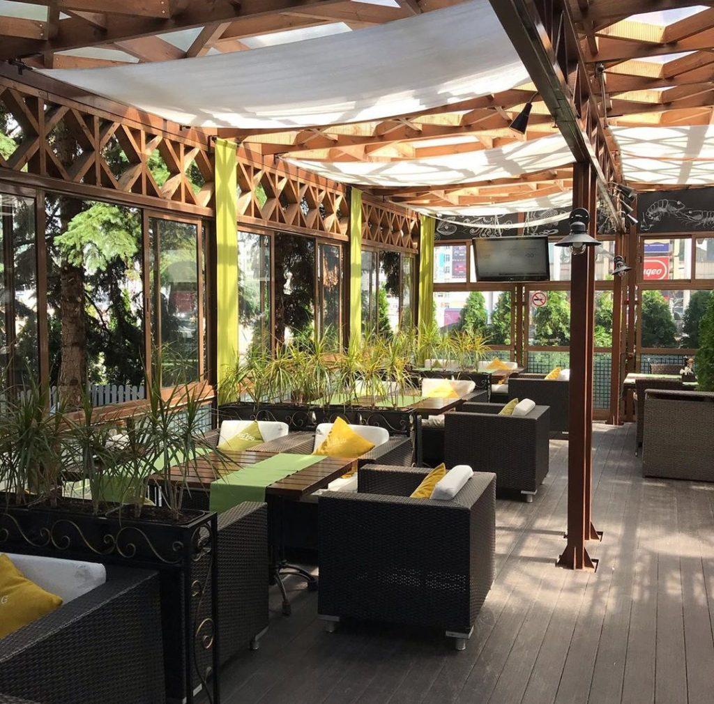 b Мы возвращаемся в рестораны   b  топ 14 летних веранд  открывшихся в Саранске