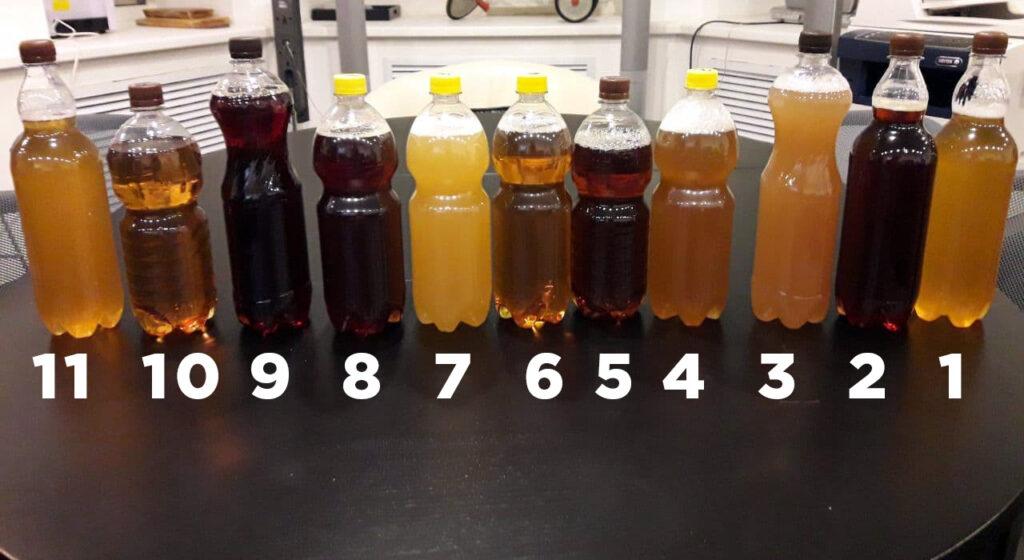 b  Слепая  дегустация   b  попробовали 11 сортов пива до 100 рублей