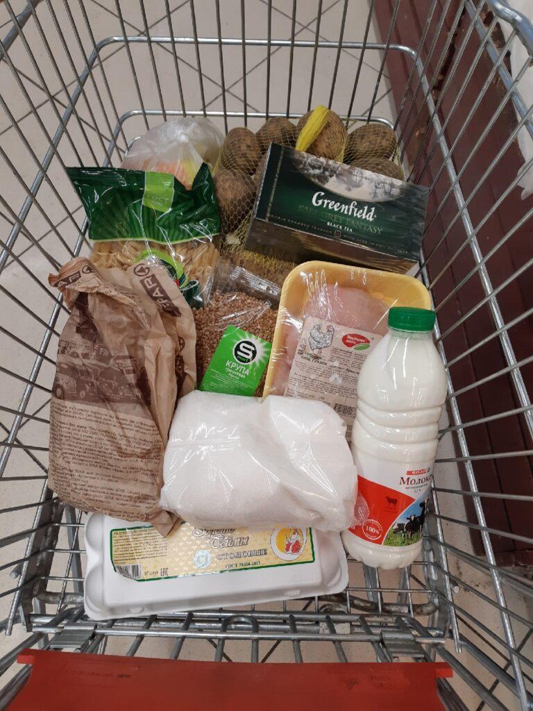 b Про покупочки мои   b  топ 5 магазинов Саранска  где можно собрать выгодную продуктовую корзину