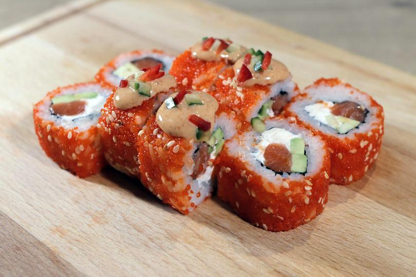 b Из Петербурга в Саранск   b  чем привлекателен новый суши бар  Суши Wok