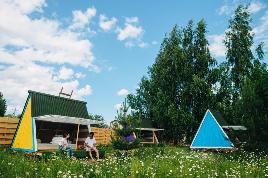 b Экотуризм в Поволжье   b  9 глэмпингов в пределах 450 км от Саранска