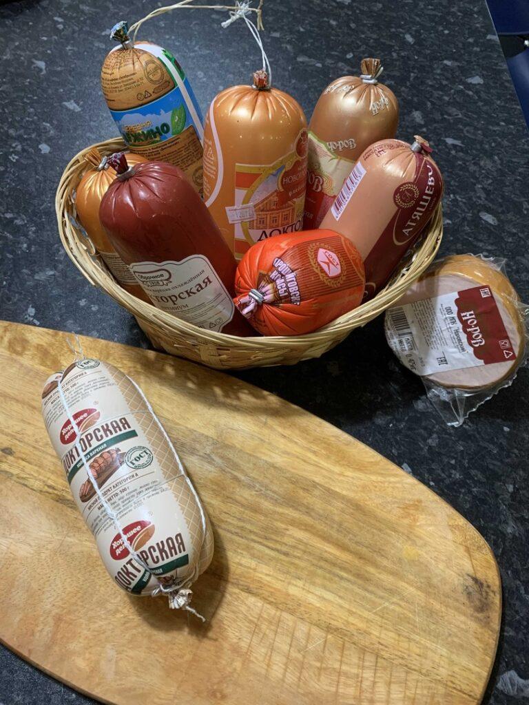 b  Никто не заметит мяса в колбасе    b  дегустируем докторскую колбасу от мордовских производителей