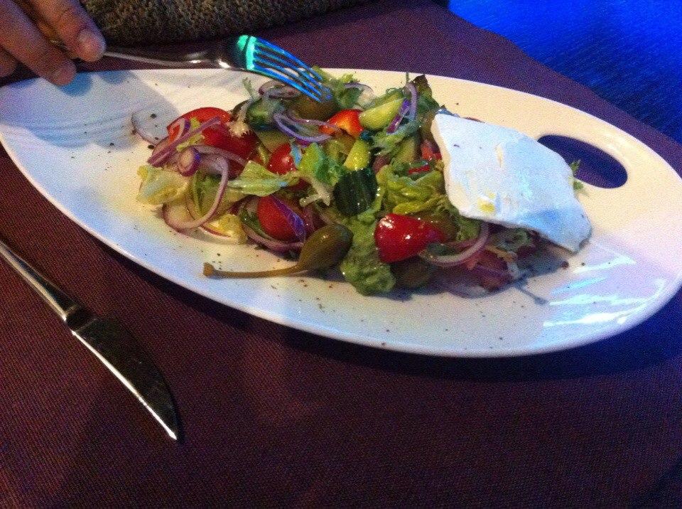 Делают nbsp ли   в nbsp Саранске    вкусный  b греческий салат  b  FoxDjCafe1