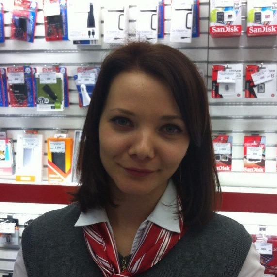 Мария Букина,