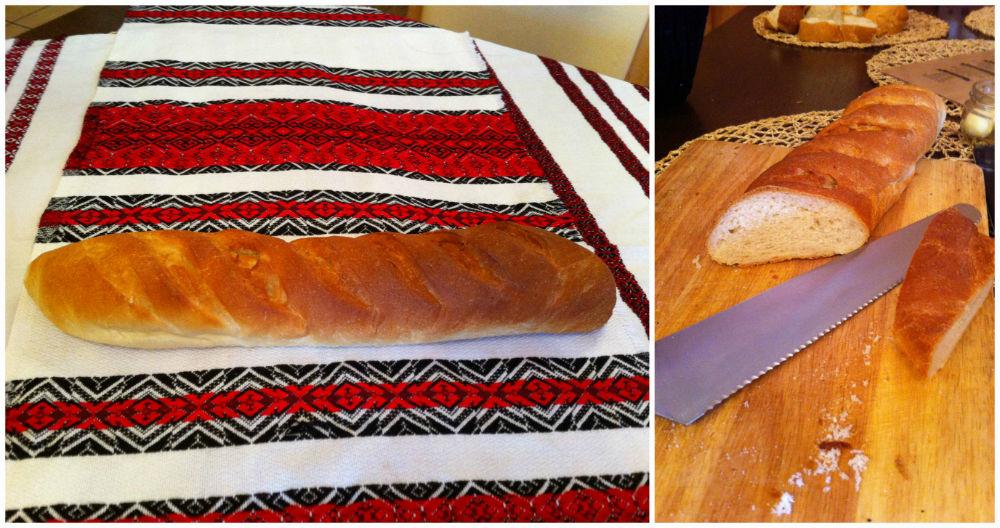 Хлебное место  ищем самый вкусный батон baton_vchs