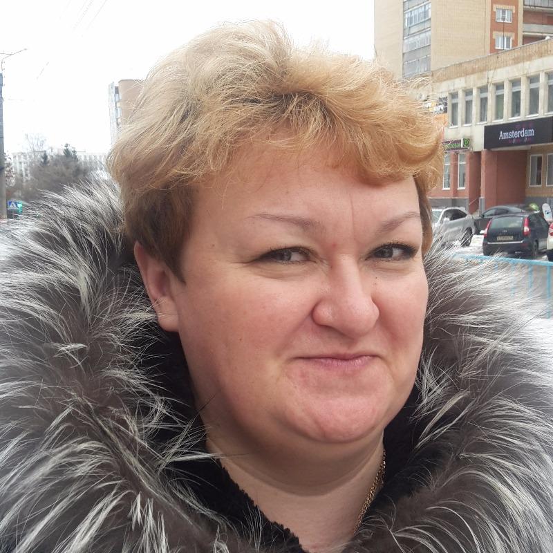 Татьяна Слушкина,