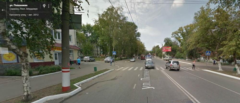 Топ 10 самых аварийных мест Саранска 10