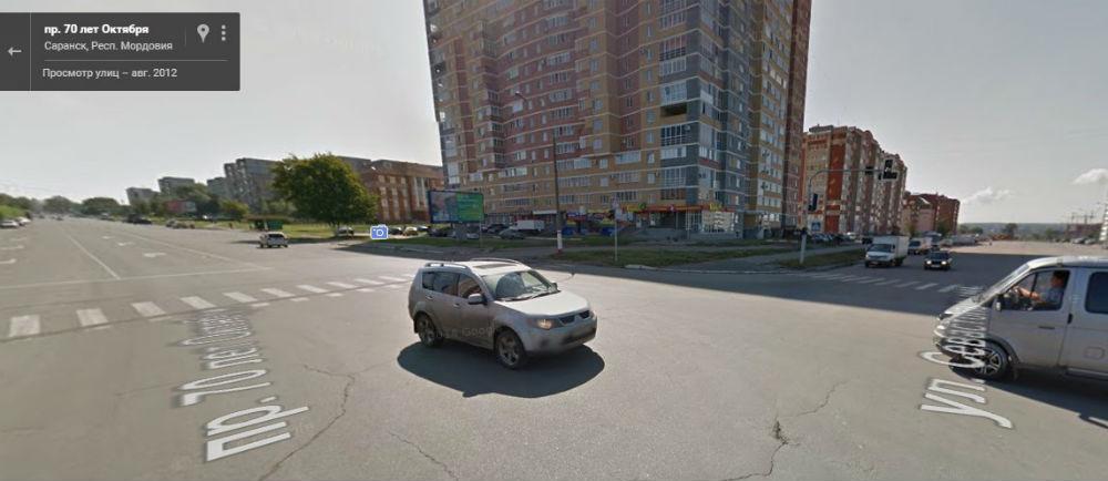 Топ 10 самых аварийных мест Саранска 6