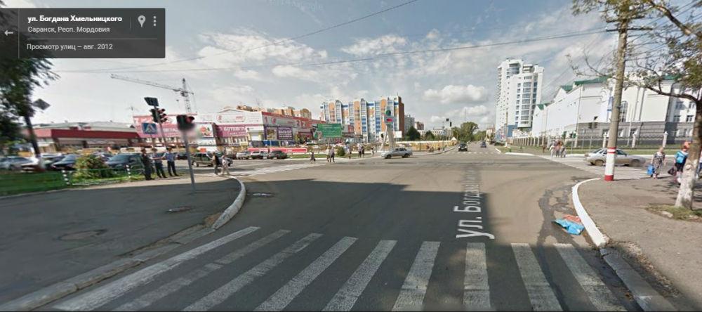 Топ 10 самых аварийных мест Саранска 7