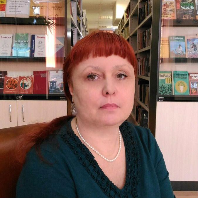 Какие   книги    читают жители Саранска Наталья Павлова: